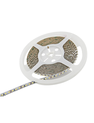 Bande Led SMD3528 120 LEDs Non-waterproof - Blanc chaud