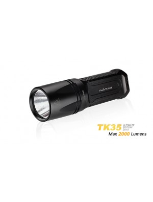 Fenix TK35 ultimate édition 2015 - 2000 Lumens + 4 piles CR123A