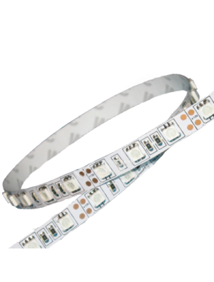Bande Led SMD5050 24V 60 LEDs Non-waterproof - Blanc chaud