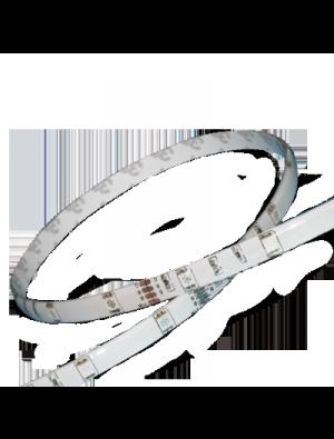 Bande Led SMD3528 60 LEDs PCB - Jaune