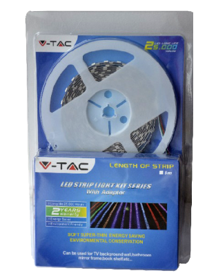 Set Bande Led SMD5050 60 LEDs - RGB /2155+3008+3304/