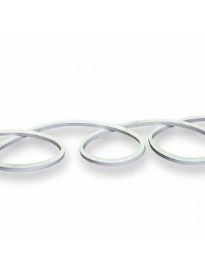 Néon flexible LED 24V - Blanc chaud - rouleau de 10 mètres