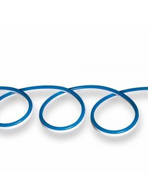 Néon flexible LED 24V - Bleu - rouleau de 10 mètres