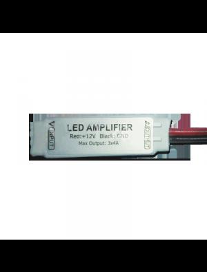 Mini Amplificateur pour bandes LED RGB 5050 3*4A