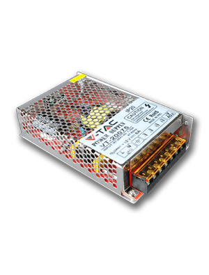 Alimentation LED - 75W 12V 6A Métal