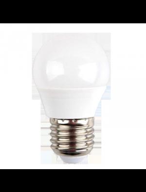 Ampoule LED 6W 230V E27 - Plastique - Blanc Froid