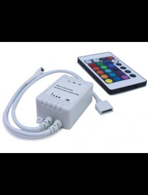 Contrôleur infrarouge avec télécommande 16 boutons