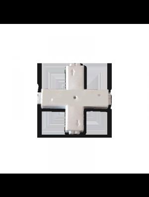 Connecteur en croix LED - bandes 3528