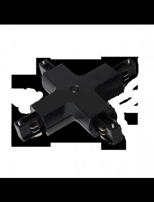 Accessoire pour Lampe rail LED 4X - Noir