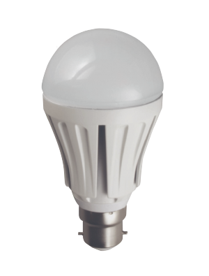 Ampoule LED - 10W 220V B22 - Samsung - Blanc chaud