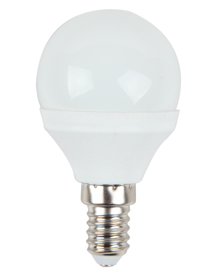Ampoule LED - 3W 230V E14 P45 - Epistar - Blanc naturel