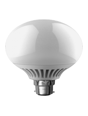 Ampoule LED - 13W 230V G95 B22 - Blanc froid