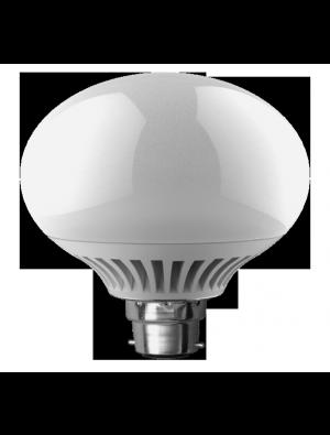 Ampoule LED - 13W 230V G95 B22 - Blanc chaud