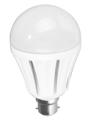 Ampoule LED - 20W 230V B22 A80 - Blanc froid