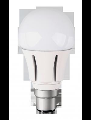Ampoule LED - 10W 230V B22 A60 - Aluminium - Blanc chaud