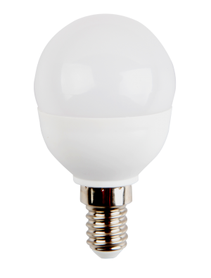 Ampoule LED - 6W 220V E14 P45 - Blanc naturel