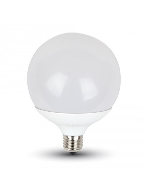 Ampoule LED 18W 230V E27 G120 - Blanc Froid