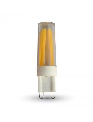 Spot LED 3W 230V G9 - Blister Pack 3 piéces - Blanc Chaud