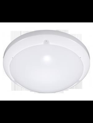 Plafonnier LED d'extérieur avec détecteur 16W MICRO-ONDES - Blanc froid