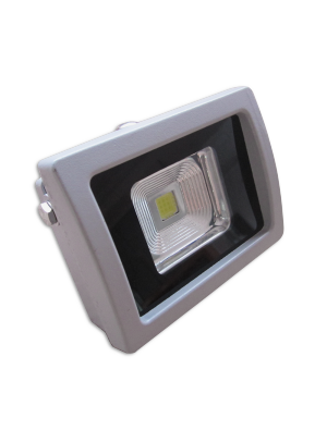 Projecteur LED 10W - Classique Premium - Blanc chaud