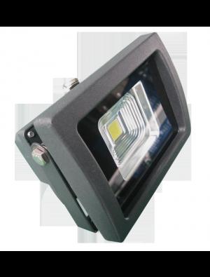 Projecteur LED 10W - Classique Premium - Corps Graphite - Blanc chaud