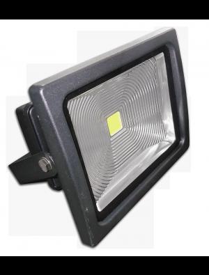 Projecteur LED 20W - Classique Premium - Corps Graphite - Blanc chaud