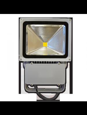 Projecteur LED 100W - Classique Premium - Blanc chaud
