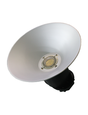 Cloches Industrielles LED 70W Bridgelux & Mean Well - Blanc froid