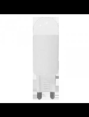 Spot LED 4W G9 - Plastique SMD - Blanc chaud