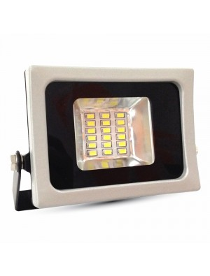 Projecteur LED 10W SMD - Blanc chaud
