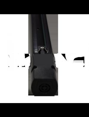 1,5 Mètre noyau rail 4 Noir