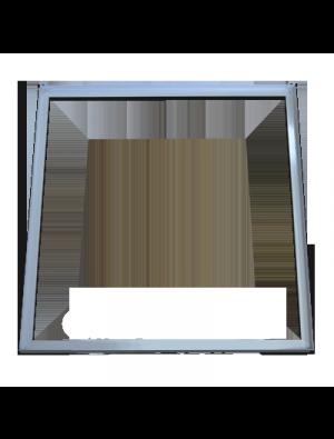 Cadre d'extension 622x622 mm pour panneaux 600X600 mm