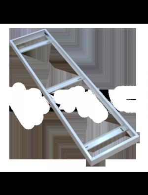 Case Pour le montage externe 1200 x 300 mm
