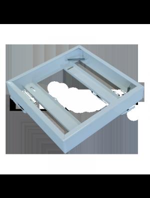 Case Pour le montage externe 600 x 600 mm