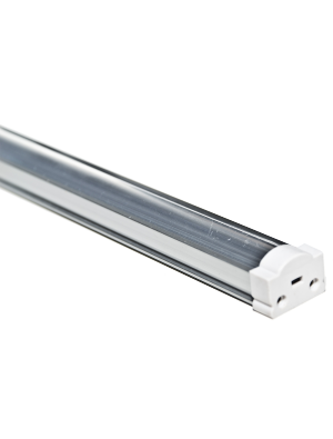 Profil d'aluminium de Cap étroit et rond mat