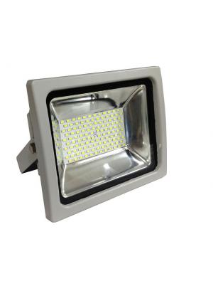 Projecteur LED 50W - Classic PREMIUM Gris - Blanc naturel