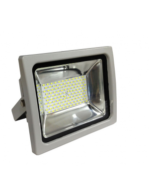 Projecteur LED 50W - Classic PREMIUM Gris - Blanc chaud
