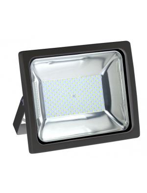 Projecteur LED 100W - Classic PREMIUM Gris - Blanc chaud