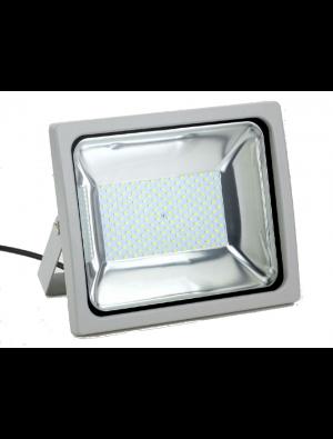 Projecteur LED 100W - Classic PREMIUM Gris - Blanc naturel