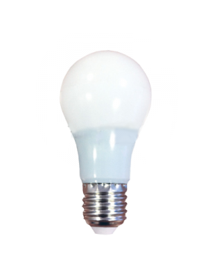 Ampoule LED - 5W 230V E27 A55 - Aluminium - Blanc naturel