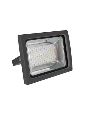 Projecteur LED 30W - Classic PREMIUM Graphite - Blanc chaud