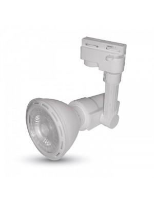 Support 4 core pour les lampes E27 - Blanc