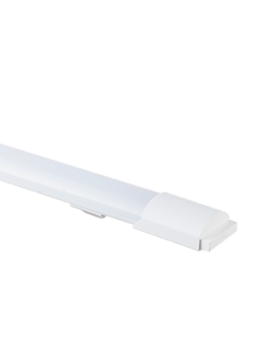 Tube LED 36W Aluminum Grill montage 120cm - Blanc froid