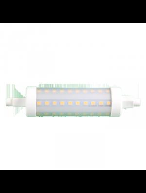 Ampoule LED 10W 230V R7S - Blanc Chaud