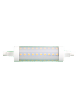 Ampoule LED 10W 230V R7S - Blanc Froid