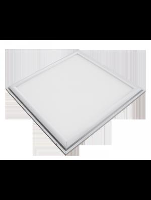 Panneau LED 20W 230V - 295 x 295 mm avec pilote - Blanc chaud