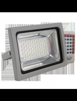 Projecteur LED 50W avec controleur à distance FR - RGB