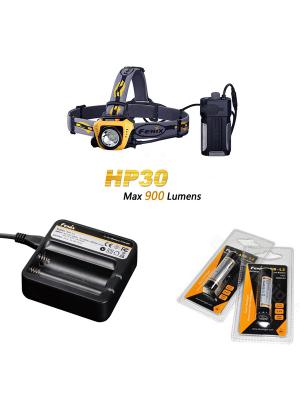 Pack Fenix HP30 - 900 Lumens
