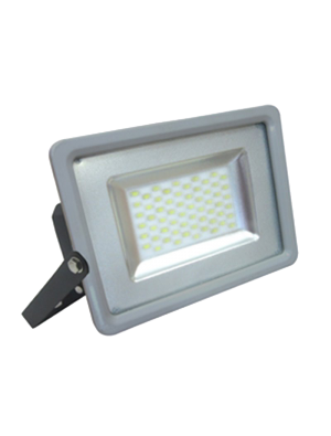 Projecteur LED 50W - SMD Ultra fin - Blanc chaud