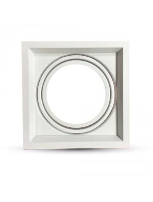Montage pour spots LED AR111 - Blanc